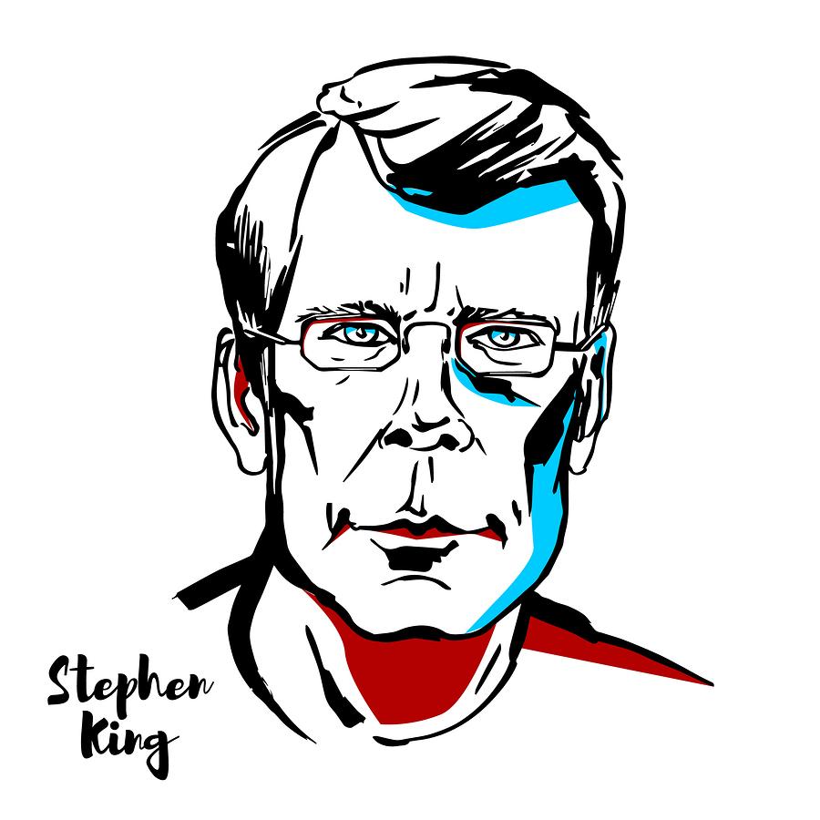 Yazı: Yazdıklarıyla Yaşayanlar   Stephen King   Yazan: Hasan Saraç