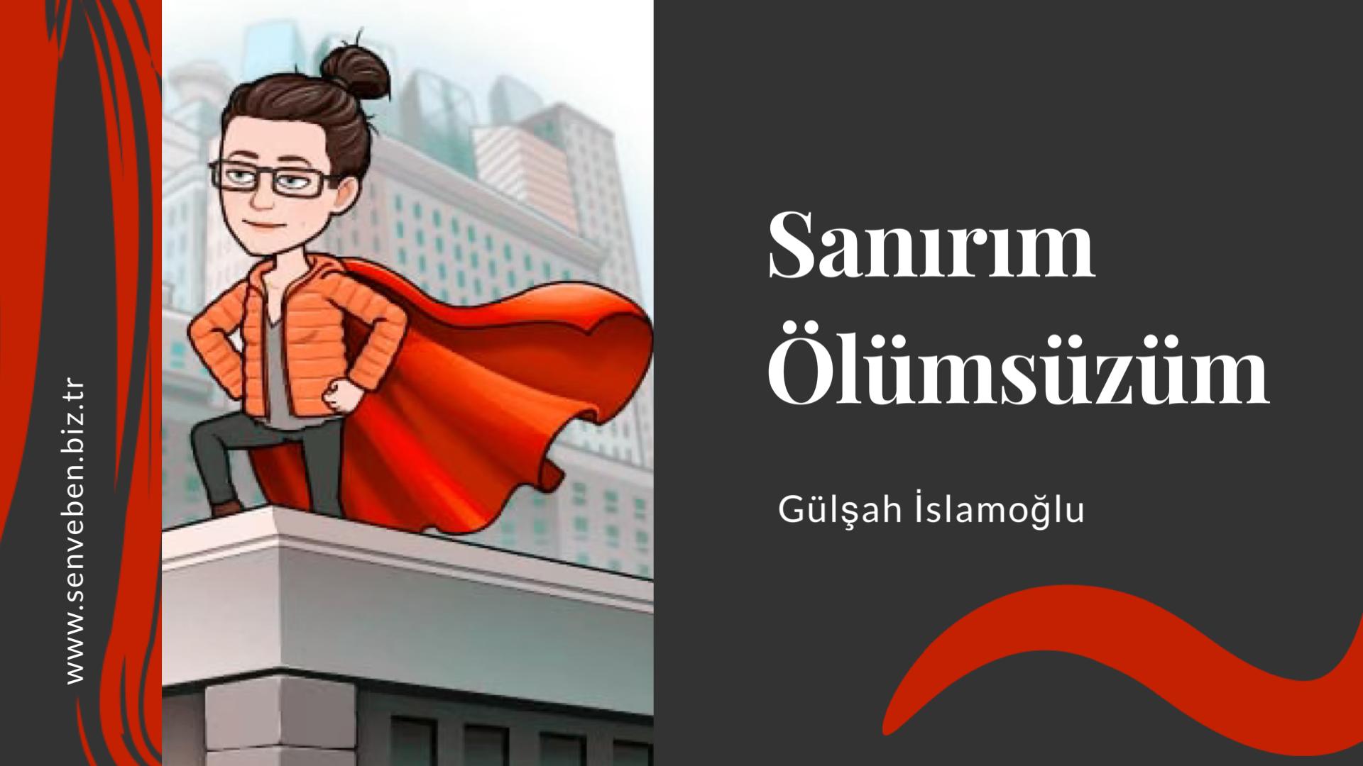 Gülşah İslamoğlu | Münferit Tatile Giderse | Sanırım Ölümsüzüm
