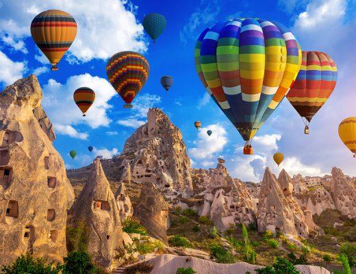 Yazı: Kapadokya | Yazan: İlayda Oylum Güleryüz