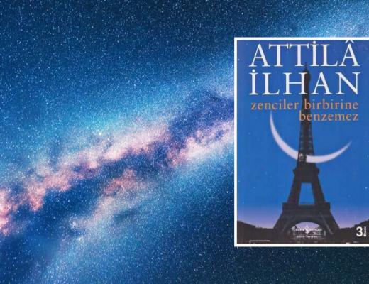 Kitap: Zenciler Birbirine Benzemez | Yazar: Attila İlhan | Yorumlayan: Hülya Erarslan