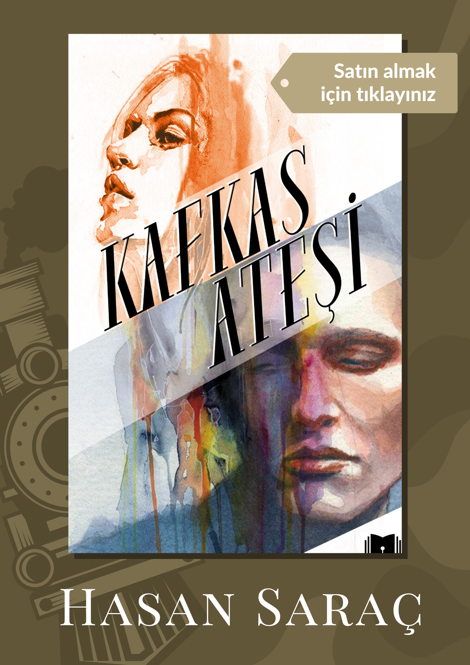 Reklam | 16 | Kafkas Ateşi | Hasan Saraç