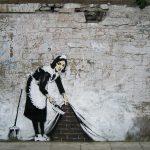Yazı: Banksy ve Kendini İmha Eden Eseri | Yazan: Pelin Erem