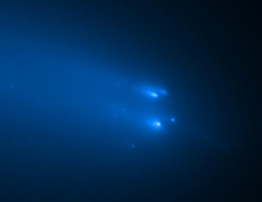Yazı: C/2019 Y4 (ATLAS) Kuyruklu Yıldızından Kötü Haber | Yazan: İlhan Vardar