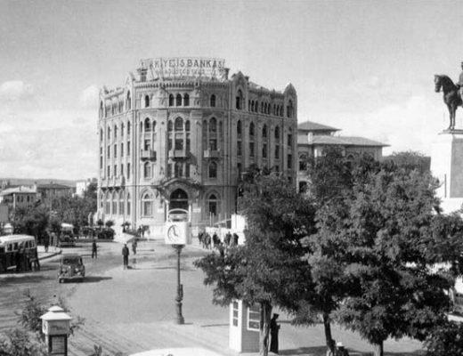 Yazı: Bir Zamanlar Ankara   Yazan: Hasan Saraç