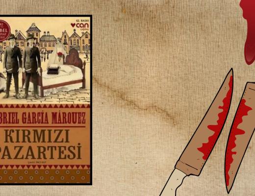 Kitap: Kırmızı Pazartesi | Yazar: Gabriel García Márquez | Yorumlayan: Kübra Mısırlı Keskin