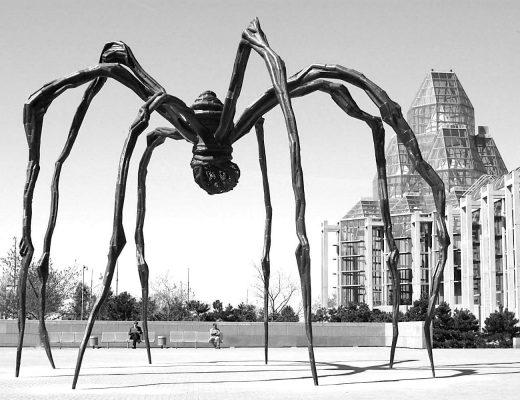 Yazı: Louise Bourgeois'nın Devasa Örümceği|Yazan: Pelin Erem