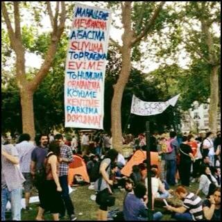 Diren Gezi Parkı