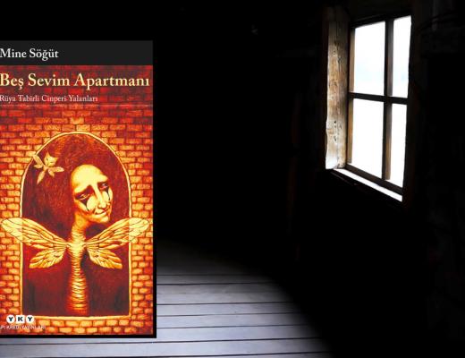 Kitap: Beş Sevim Apartmanı | Yazar: Mine Söğüt | Yorumlayan: Kübra Mısırlı Keskin