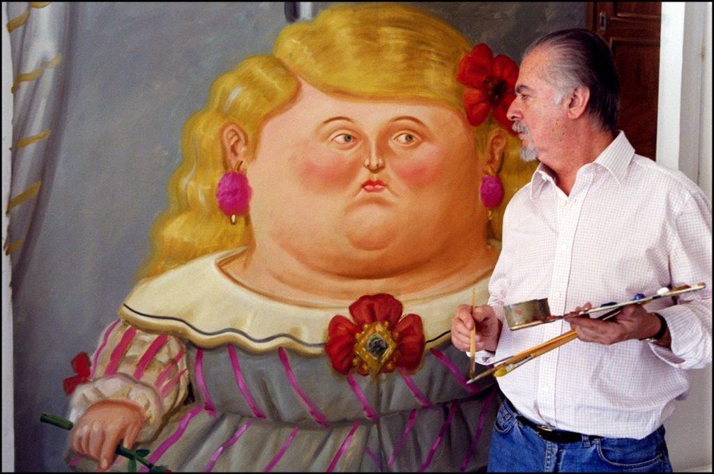 Yazı: Fernando Botero ile Abartma Sanatı Yazan: Pelin Erem