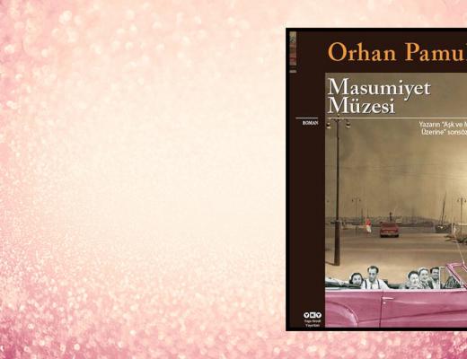 Kitap: Masumiyet Müzesi | Yazar: Orhan Pamuk | Yorumlayan: Hülya Erarslan
