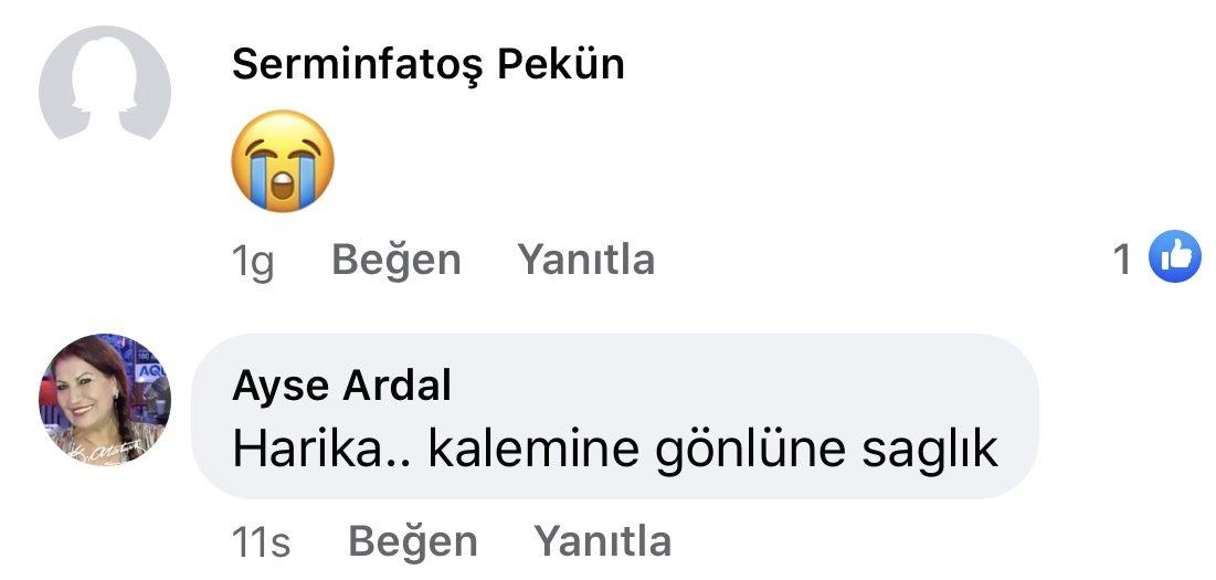 Yara Bandı Tutmayanlar | Türkan'ın Sahipliği | Özge Can | Facebook Sayfası Yorumları | 03