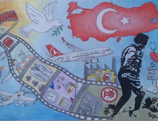 29 Ekim | Cumhuriyet Bayramımız Kutlu Olsun