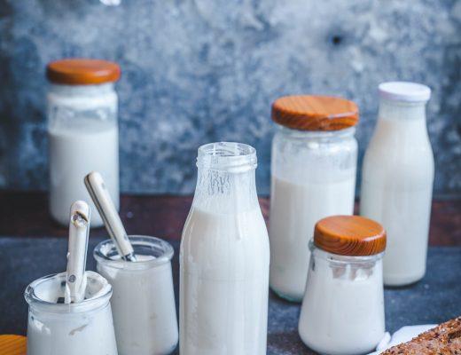 Probiyotikler: Yoğurt, Süt