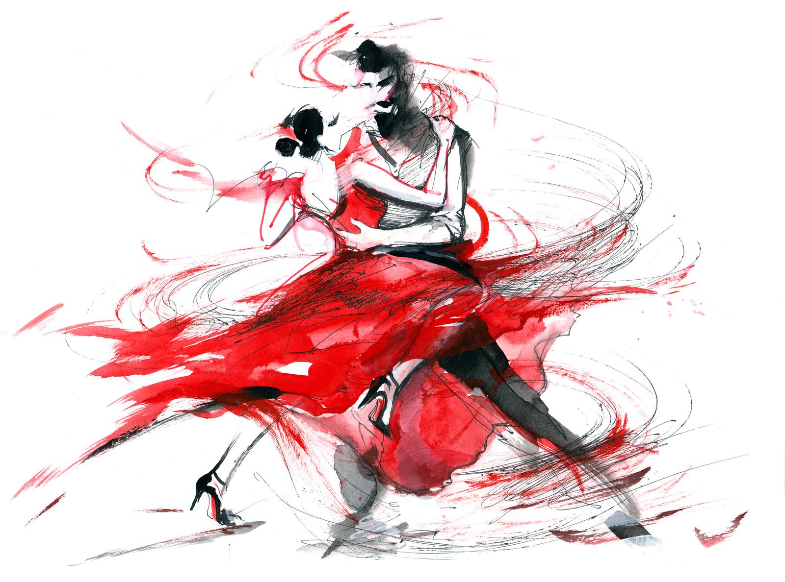 Tango; müziğin, dansın, sarılmanın gizli gücü.