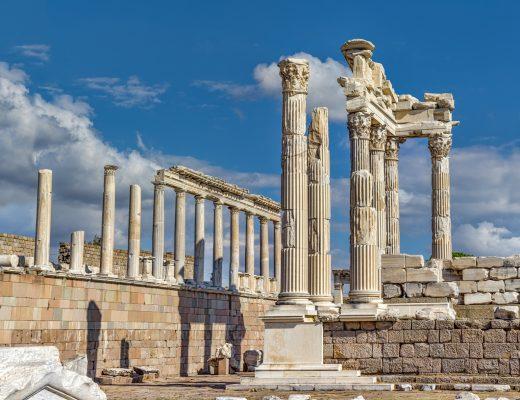 Pergamon Antik Kenti, Bergama