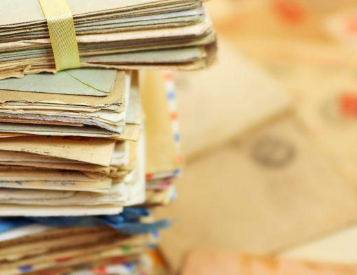 Öykü Çekmece | Mektuplar