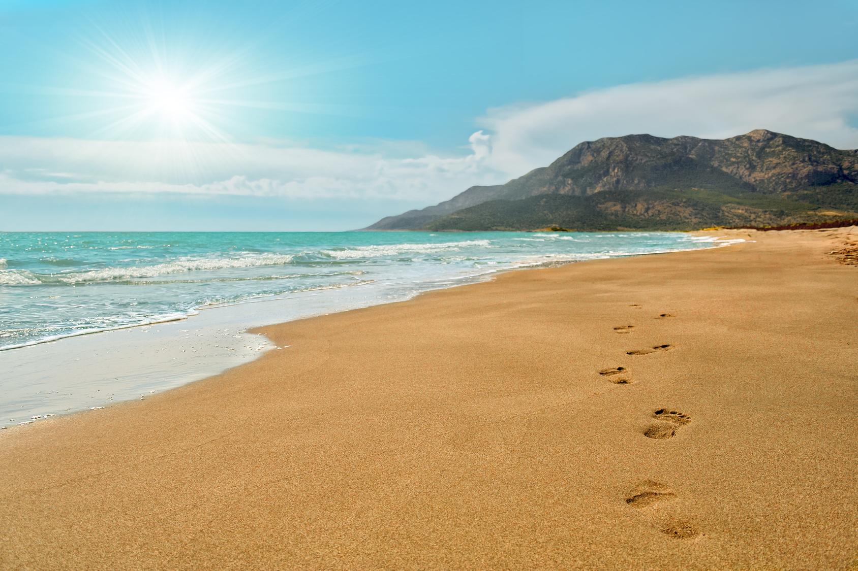 Yaz Bitiyor Mu?   Patara Plajı
