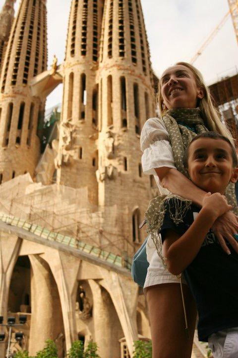 Ağustos 2010, Barselona | La Familia Sagrada | Didem Çelebi Özkan