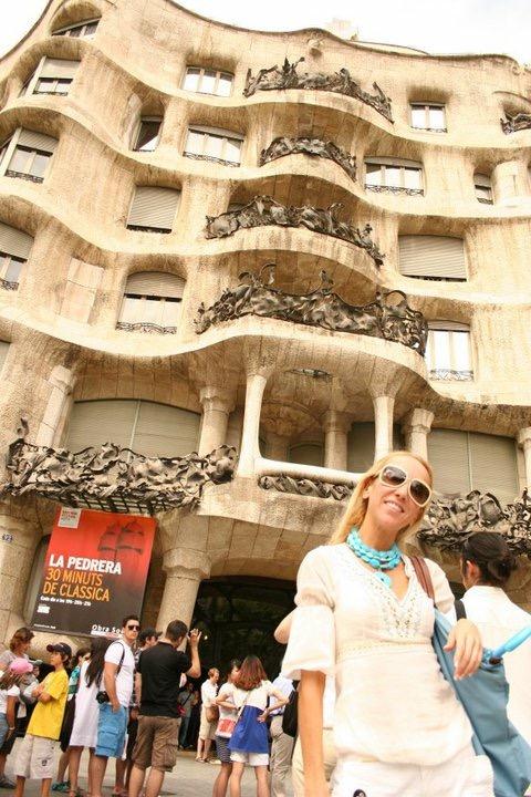 Ağustos 2010, Barselona | Casa Mila | Didem Çelebi Özkan