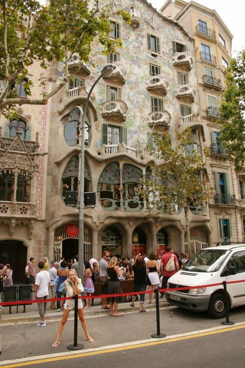 Ağustos 2010, Barselona | Casa Batllo | Didem Çelebi Özkan