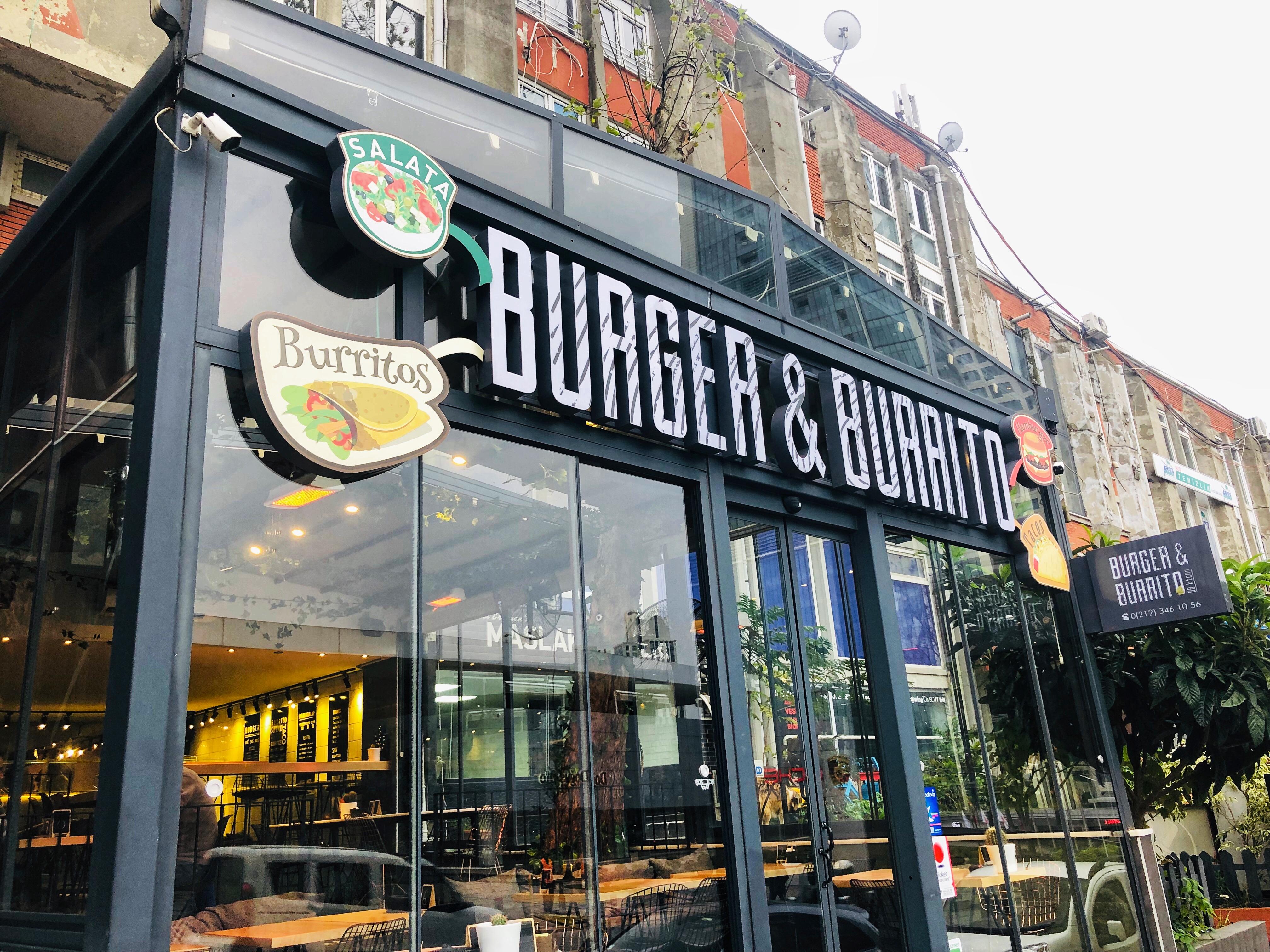 Burger & Burrito