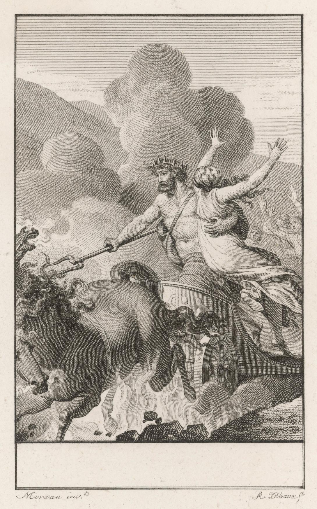 Persephone'nin Kaçırılışı