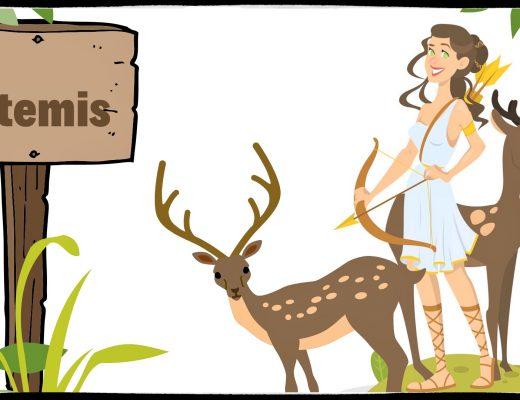 Yunan Mitolojisi | Artemis