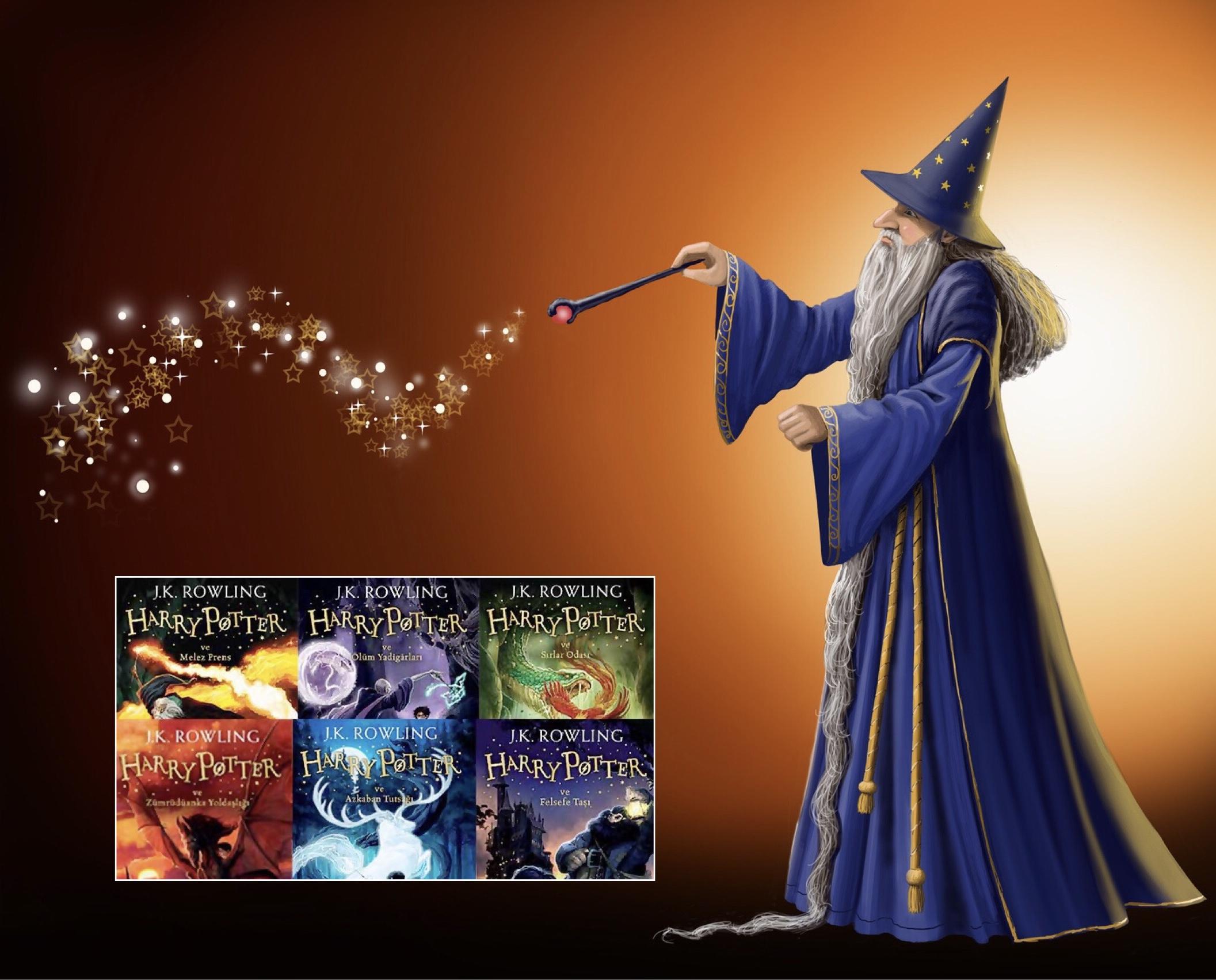 Harry Potter | J. K. Rowling
