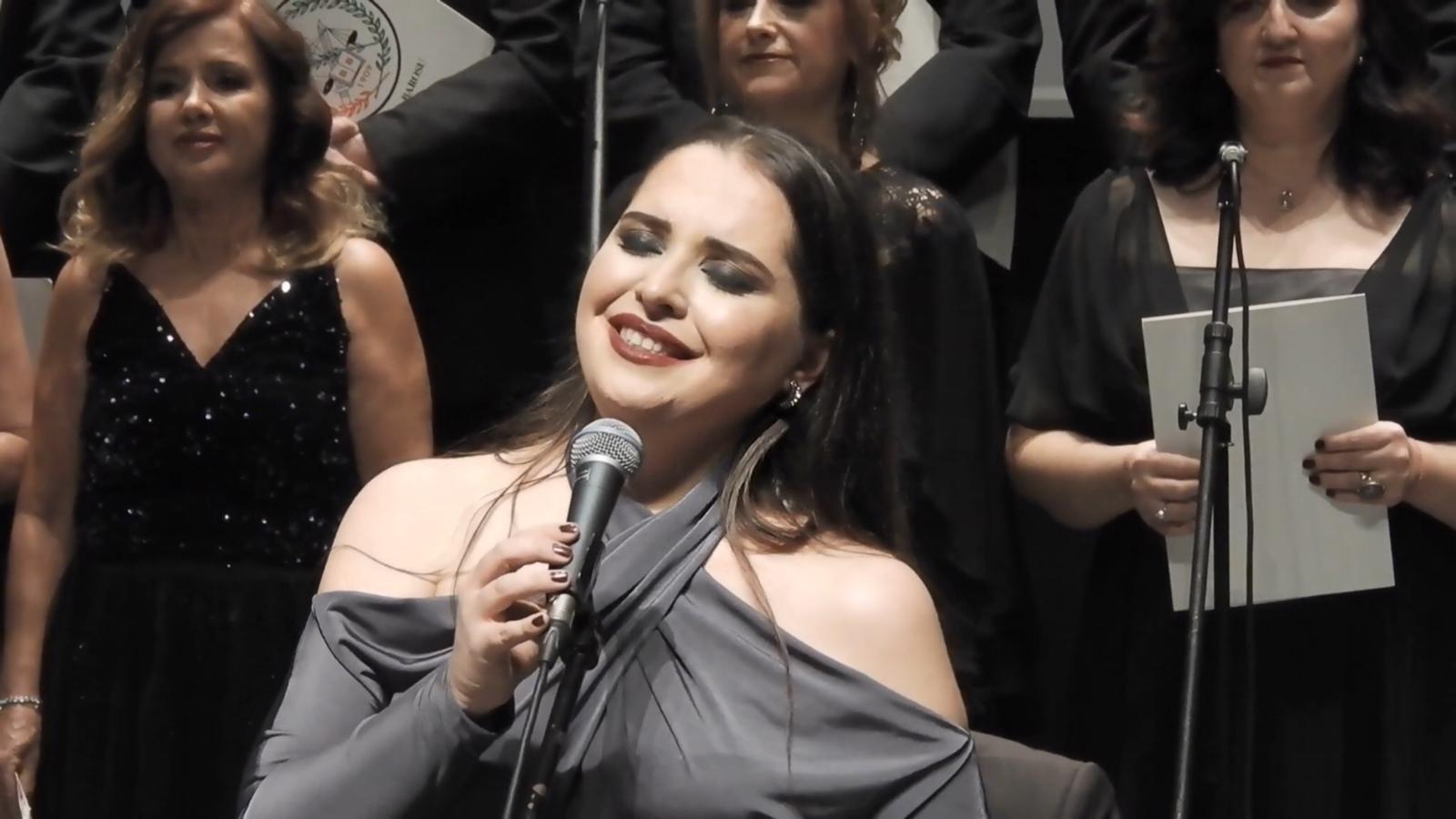 Merve Çevik | Bursa Barosu Türk Korosu | Konser