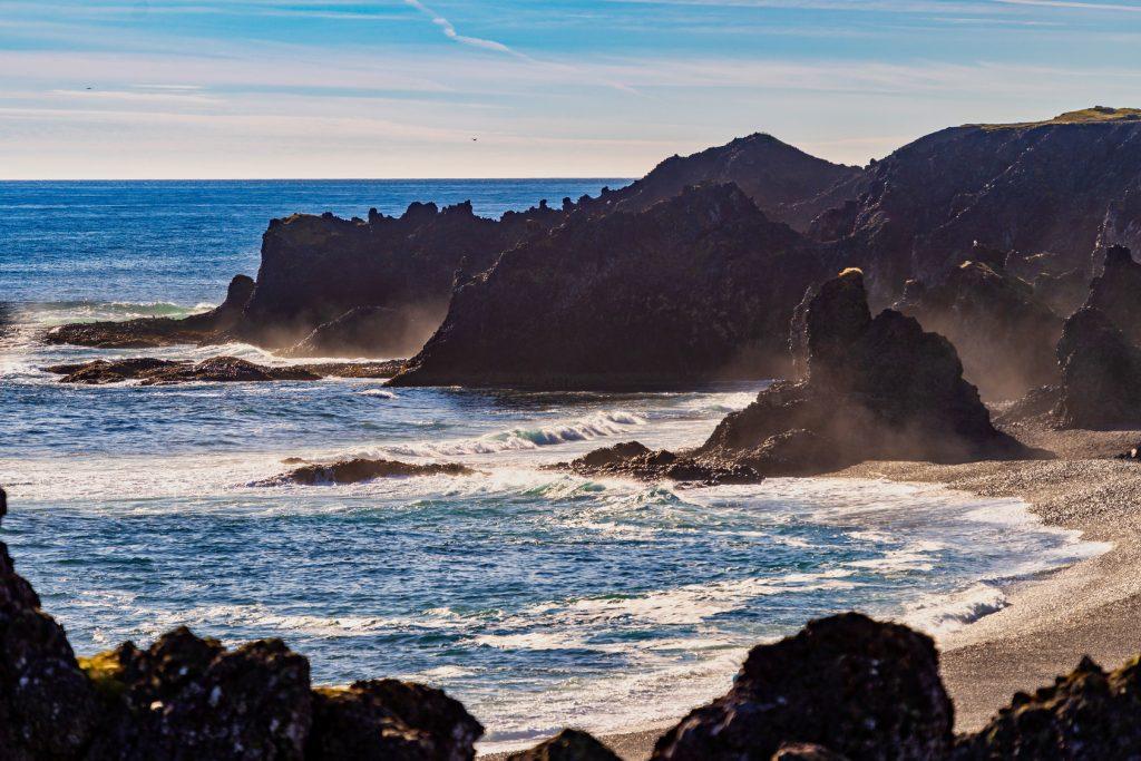 Dritvik Koyu & Djúpalónssandur Plajı | Hellnar, İzlanda