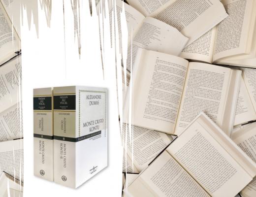 Kitap: Monte Cristo Kontu | Alexandre Dumas | Yorumlayan: Hülya Erarslan