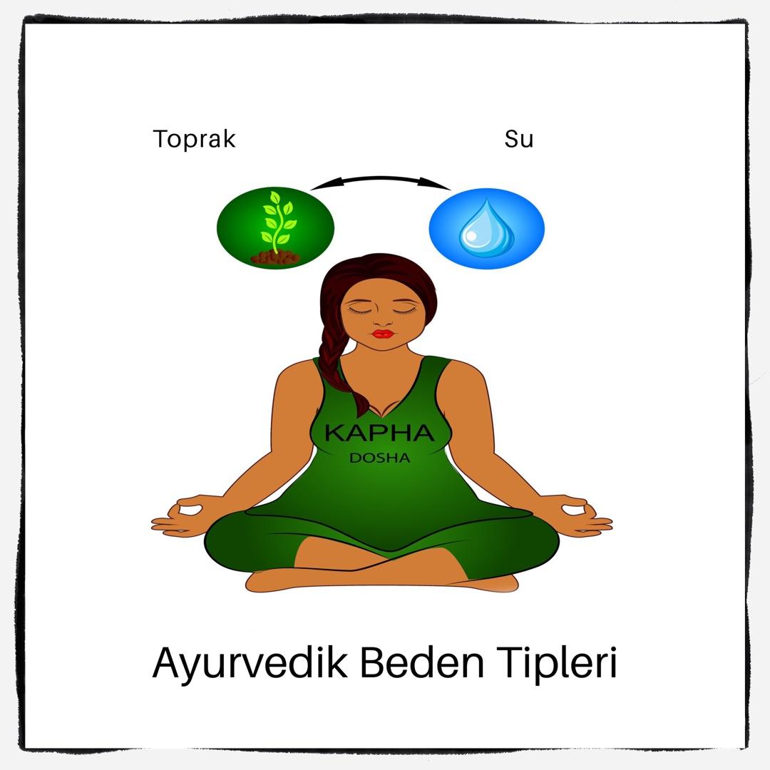 Ayurvedik Beden Tipleri   Kapha Dosha