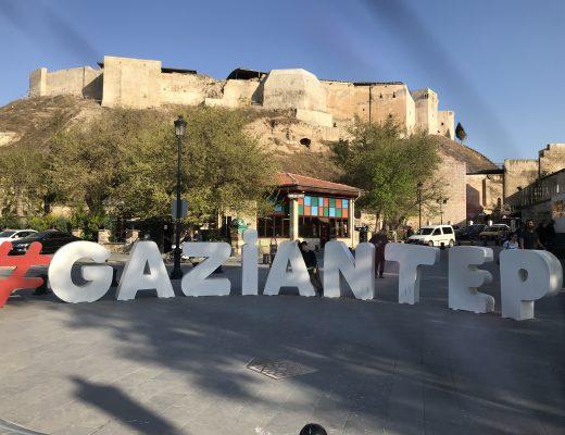 Mini GAP Turu   5   Atatürk'ü Fahri Hemşerisi Yapan Gaziantep   Gaziantep Kalesi