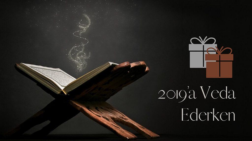 Yazı: 2019'a Veda Ederken   Yazan: Fatoş Şahin