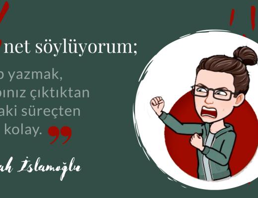 Gülşah İslamoğlu | Münferit Tatile Giderse | Dekontunu Gösterme Bari!