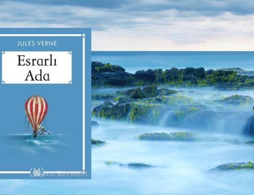 Kitap: Esrarlı Ada | Yazar: Jules Verne | Yorumlayan: Hülya Erarslan