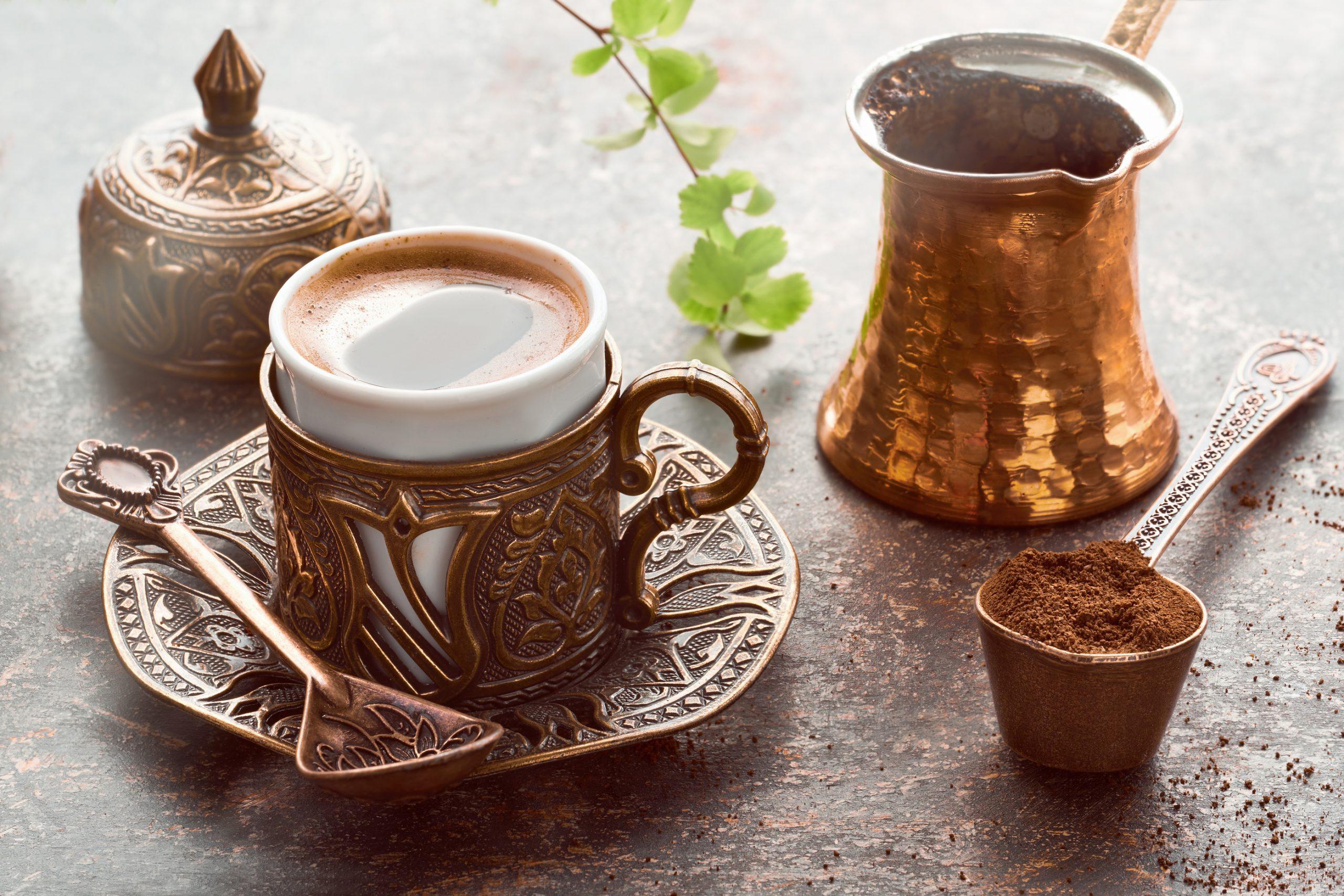 Yazı: Vazgeçilmezimiz Türk Kahvesi   Yazan: Pelin Erem