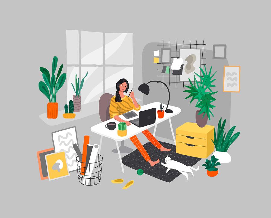 Yazı: Home Office 101 | Yeni Başlayanlar İçin Home Officerlık | Yazan: Nurdan Yılmaztürk