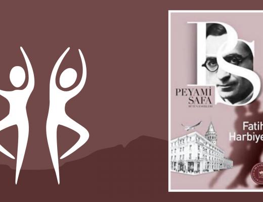 Kitap: Fatih-Harbiye | Yazar: Peyami Safa | Yorumlayan: Kübra Mısırlı Keskin