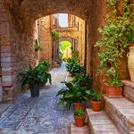Yazı: Spello'da Infiorata Şenliği | Yazan: Pelin Öncüoğlu