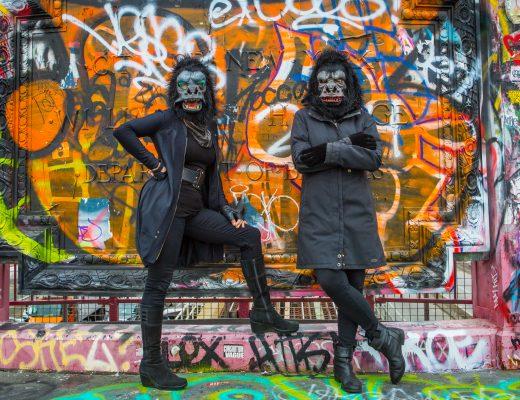 Yazı: Goril Maskeli Gerilla Kızlar | Yazan: Pelin Erem
