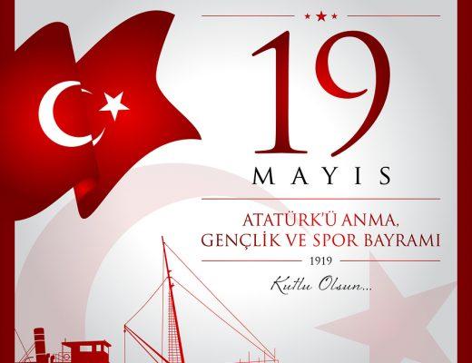 Yazı: 19 Mayıs Atatürk'ü Anma, Gençlik ve Spor Bayramı