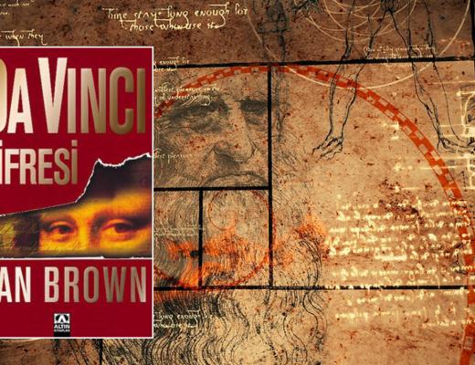 Kitap: Da Vinci Şifresi | Yazar: Dan Brown | Yorumlayan: Hülya Erarslan