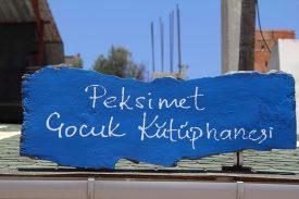 Yazı: Bodrum, Peksimet, Kırlangıç Sanat Atölyesi