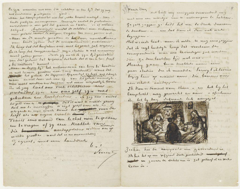 Yazı: Van Gogh'u Tanımak  Yazan: Pelin Erem
