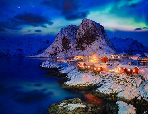 Yazı: Norveç   Soğuk Kuzeyin, Sıcak Ülkesi   Yazan: Melih Daşgın