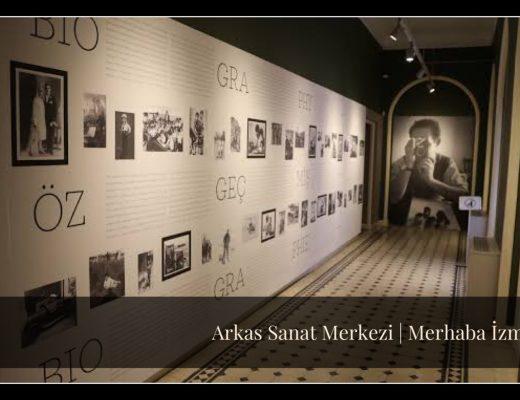 Arkas Sanat Merkezi | Merhaba İzmir! Sergisi | Ara Güler | Yazan: İlayda Oylum Gileryüz