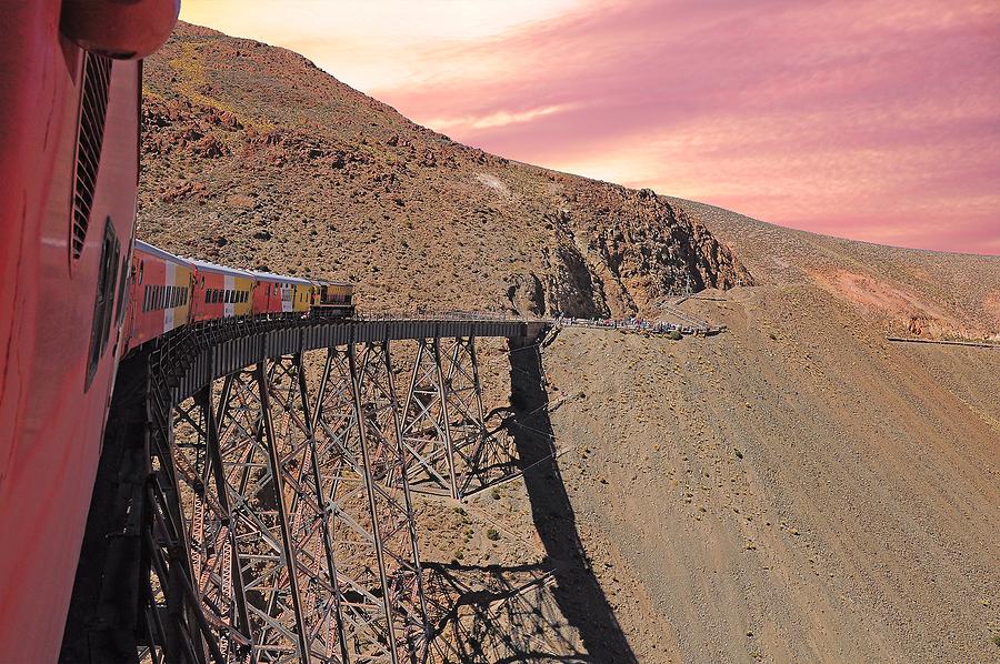 Tren a las Nubes | Bulutlara Yolculuk, Dünyanın En Tehlikeli Tren Yolculuğu | Yazan: Pelin Öncüoğlu Işık