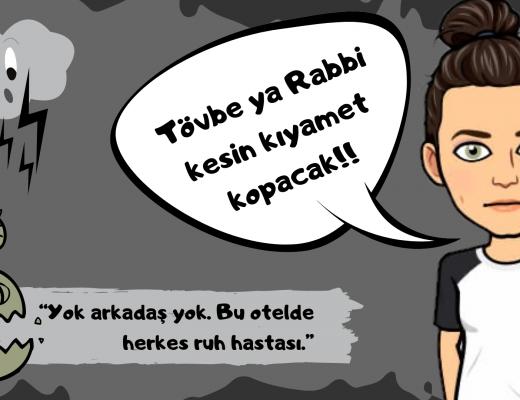 Gülşah İslamoğlu | Münferit Tatile Giderse | Vukuatsız Geçen Gün, Boşa Geçen Gündür