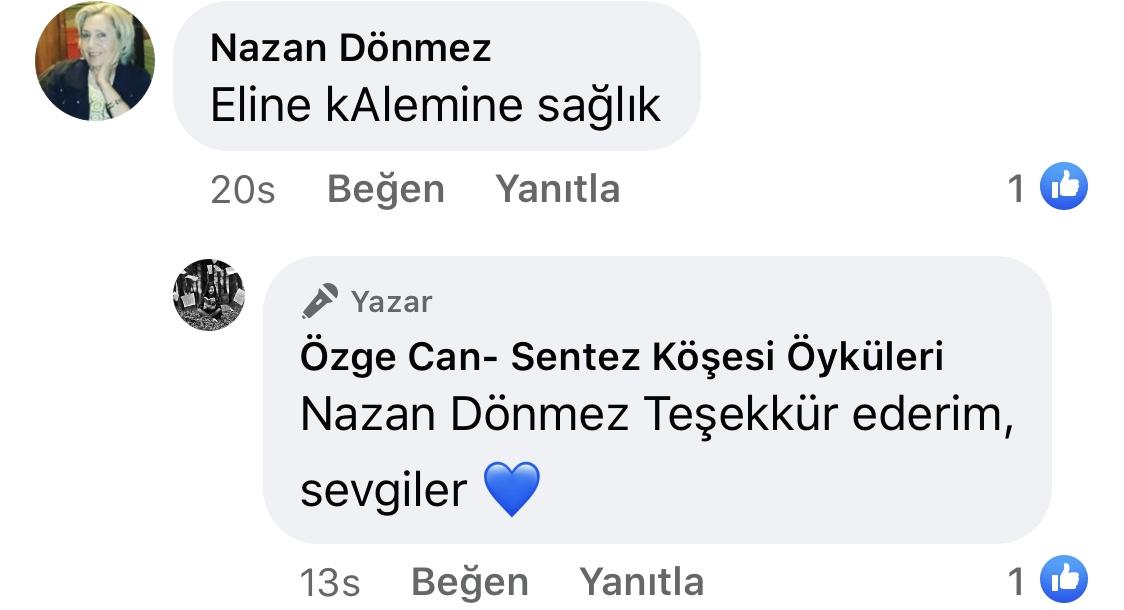 Yara Bandı Tutmayanlar | Türkan'ın Sahipliği | Özge Can | Facebook Sayfası Yorumları | 02